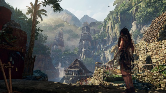 Shadow of the Tomb Raider ukázal na E3 svoju temnotu
