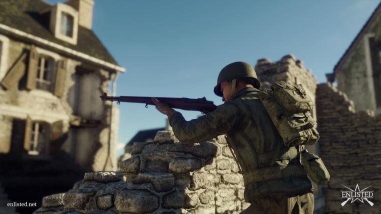 Enlisted, multiplayerovka z druhej svetovej vojny ukázala na E3 svoj gameplay