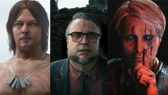 Kojima: Nesnažím sa budovať imidž Death Stranding na tvárach známych hercov