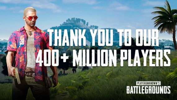 PUBG má 50 miliónov predaných kusov a 400 miliónov hráčov, prináša Sanhok mapu