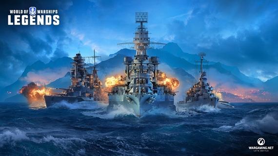 World of Warships prichádza na konzoly, dostane tam samostatný titul