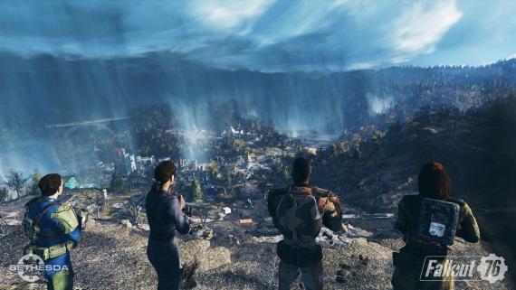 Fanúšikovia Falloutu vytvorili mapu Fallout 76