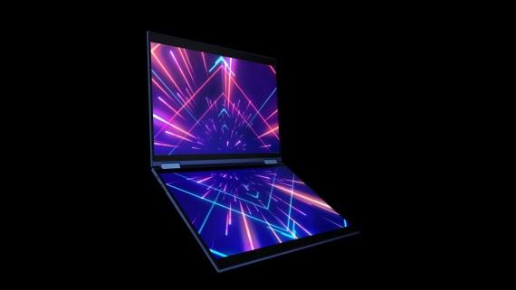 Asus Precog a Lenovo Yoga Book notebooky ponúknu dva displeje