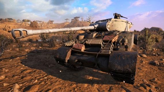 World of Tanks: Mercenaries update úplne zmení konzolovú verziu hry