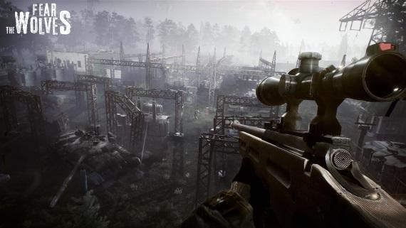 Prvý trailer ukázal parádnu atmosféru battle royale titulu Fear the Wolves, inšpirovný je STALKERom