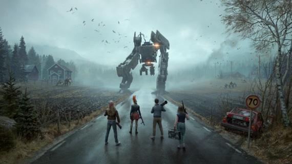 Generation Zero je nová hra od Avalanche, bude to kooperačná akcia