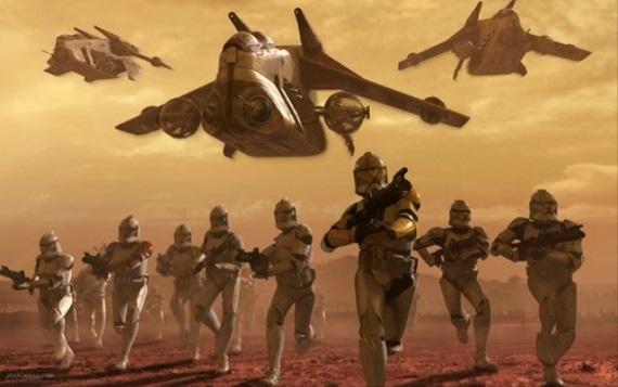 Star Wars Battlefront 2 dostane Vojny klonov