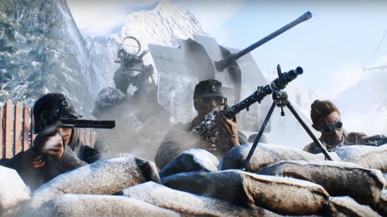 E3 2018: Ďalšie gameplay ukážky z multiplayeru Battlefieldu V
