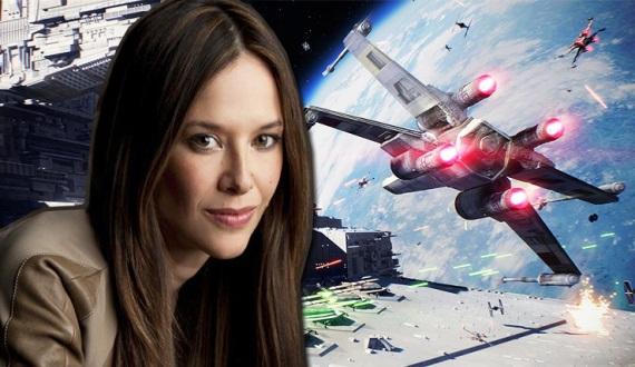 Jade Raymond hovorí o tom, prečo ľudia milujú značku Star Wars a ako pomáha viesť jej projekty