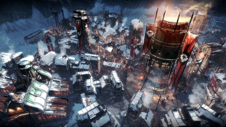 Interview: 11bit Studios chceli do Frostpunku zapracovať skutočné útoky zvierat na kolóniu