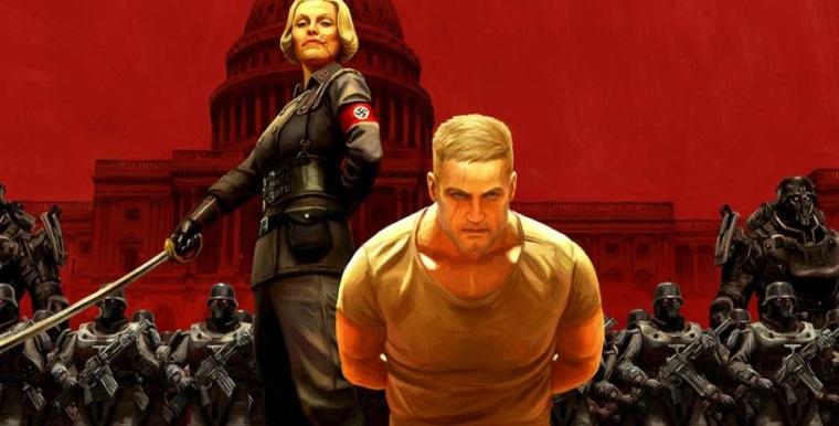 Ako beží a ako sa hrá Wolfenstein 2 na Switchi?