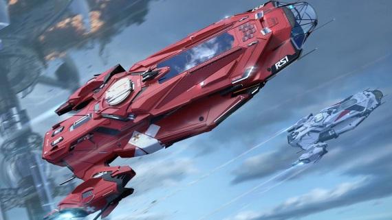 Star Citizen predstavuje RSI Apollo, lekársku loď