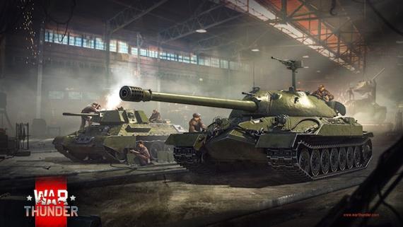 War Thunder v letnom evente ponúka T-34E a IS-7, ale musíte si ich vyrobiť