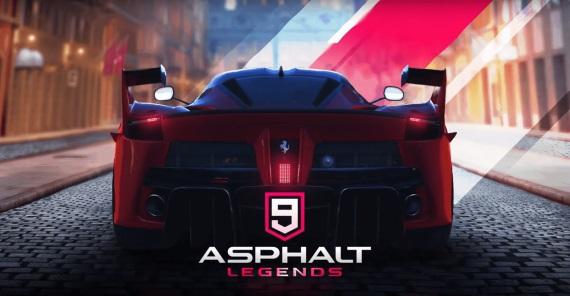 Mobilná racingovka Asphalt 9: Legends vyjde 26. júla