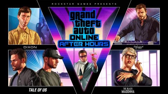 GTA Online: After Hours update je už online, povediete v ňom nočný klub
