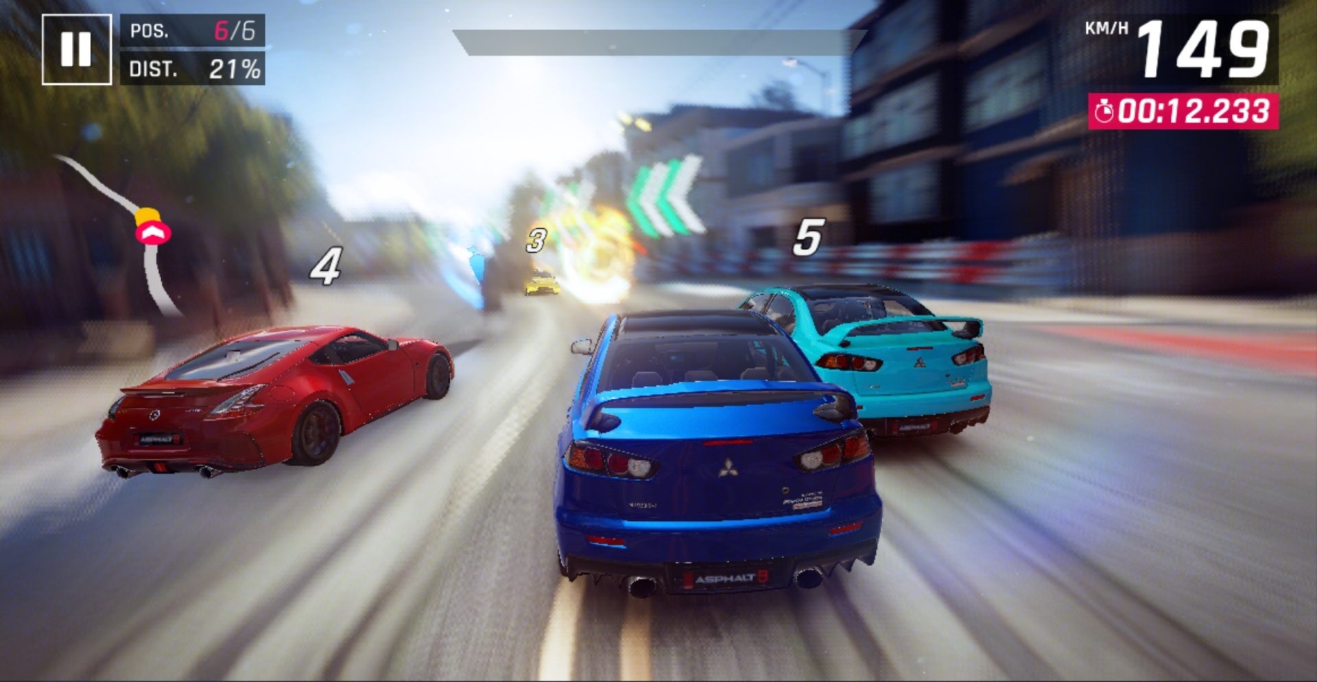Asphalt 9: Legends je už dostupný na mobiloch a PC | Sector