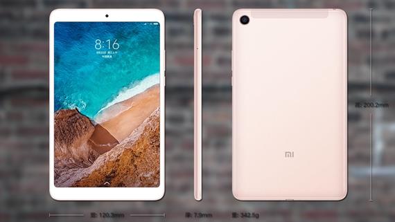 Xiaomi MI Pad 4 sa už predáva v Číne