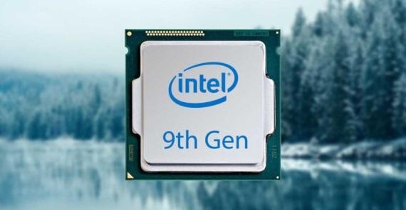 Intel Core i9-9900K a Core i7-9700K naznačené, pridajú zmeny