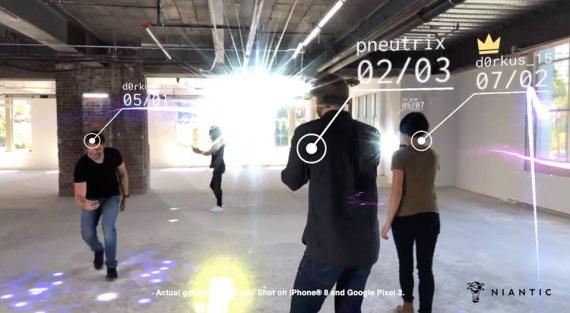 Niantic Labs odhaľujú projekt Neon, crossplatformovú AR hru pre viacerých hráčov, Harryho Pottera možno uvidíme až v roku 2019