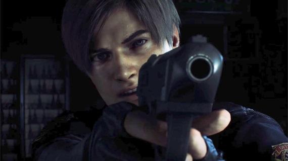 Leon sa predviedol v akcii v novej ukážke z remaku Resident Evil 2