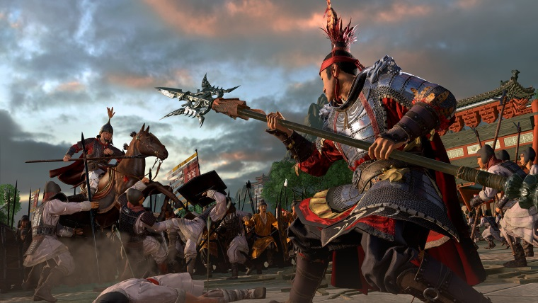 Total War: Three Kingdoms ukazuje nové zábery