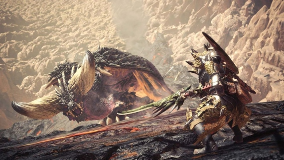Monster Hunter World dostal PC požiadavky
