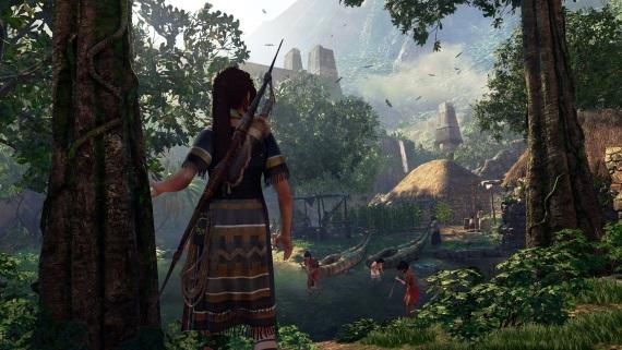 Videá Shadow of the Tomb Raider približujú tvorbu hudby do hry a ukazujú historickú lokalitu