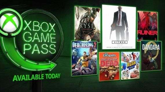 Xbox Game Pass hry na august predstavené