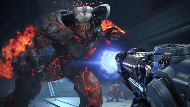 Doom Eternal nás prevedie rôznymi svetmi a umožní vstúpiť do kampane aj iným hráčom