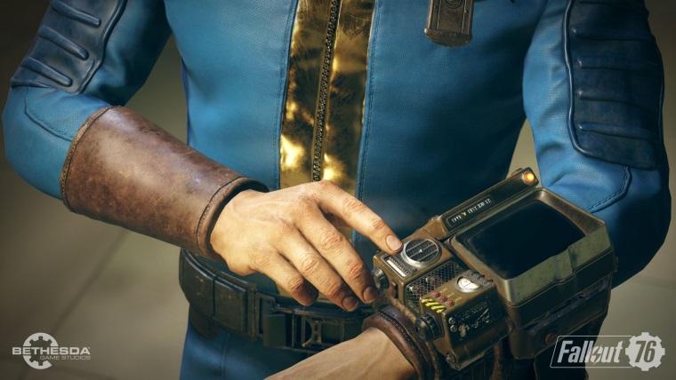 Čo ukázal Fallout 76 na Quakecone?