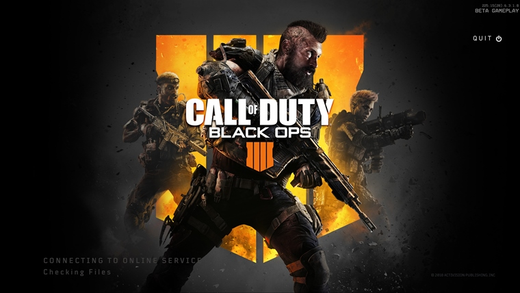 Ako ide Call of Duty Black Ops 4 Beta na PC?