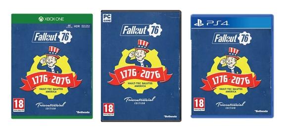 Fallout 76 Tricentennial Edition bude na Slovensku dostupná exkluzívne v PGS