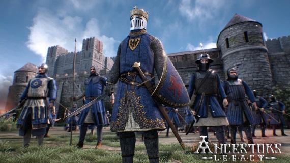 Ancestors Legacy prináša hrdinov do multiplayeru