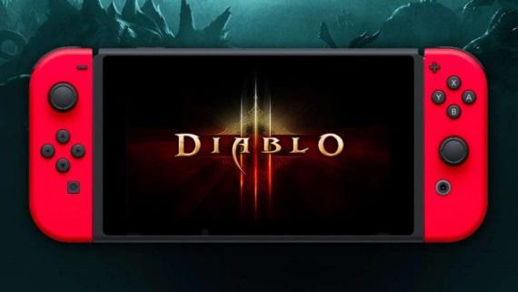 Diablo III pre Switch oficiálne ohlásené