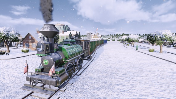 Ďalšie DLC pre Railway Empire nás zavedie do Kanady