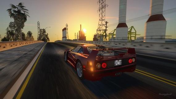 SA_DirectX 2.0 mod výrazne vylepšuje vizuál GTA San Andreas