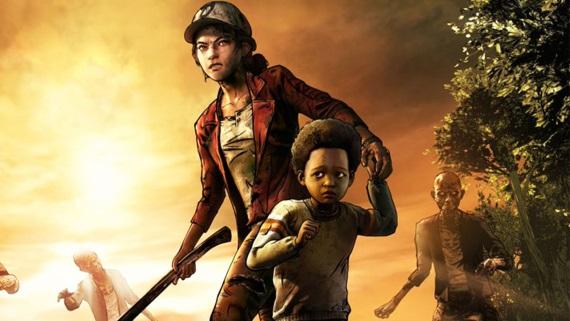 Posledná séria The Walking Dead ponúka nástroj na vyskladanie príbehu