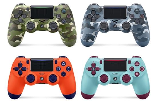 Sony predstavilo nové PS4 gamepady