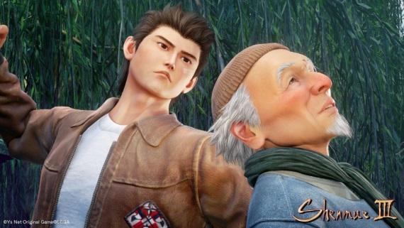 Shenmue 3 ponúka nový trailer, už má dátum vydania