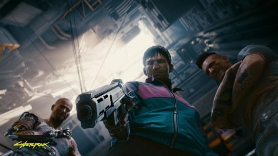 Cyberpunk 2077 posiela z Gamescomu nové zábery