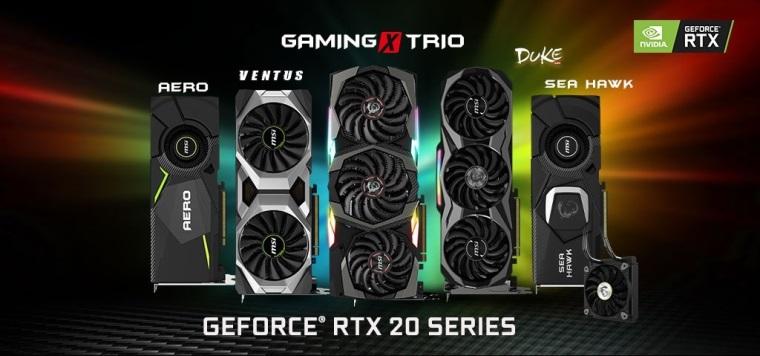 Koľko u nás stoja RTX2080 a RTX2080 ti grafiky?