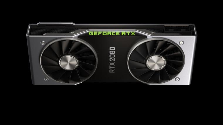 Benchmarky naznačujú, že RTX2080 je o 50% rýchlejšia ako GTX1080