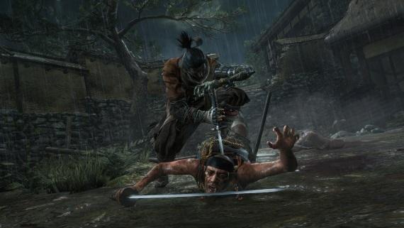 Sekiro: Shadows Die Twice ukázal obrázky a gameplay