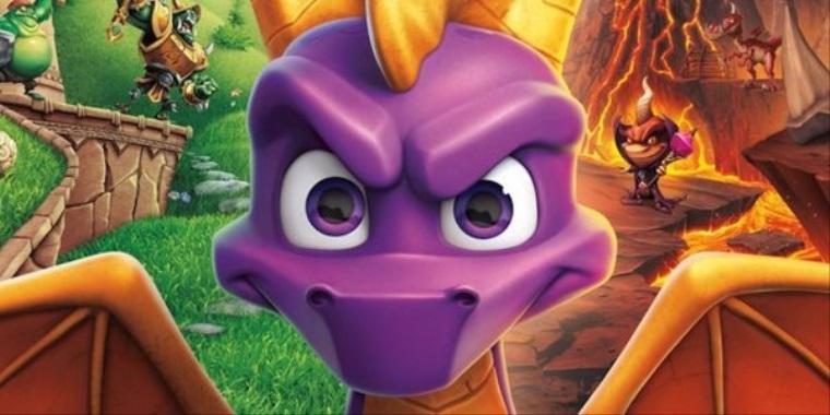 Spyro nám na Gamescome predviedol všetky tri časti v remastrovanej podobe