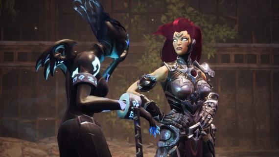 Darksiders III bližšie ukazuje hlavnú hrdinku a jej príbeh