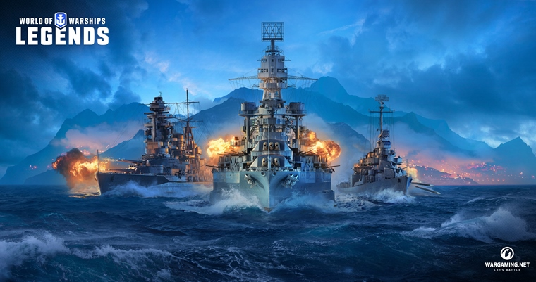 Gamescom 2018: Aj World of Warships má namierené na konzoly v samostatnej hre