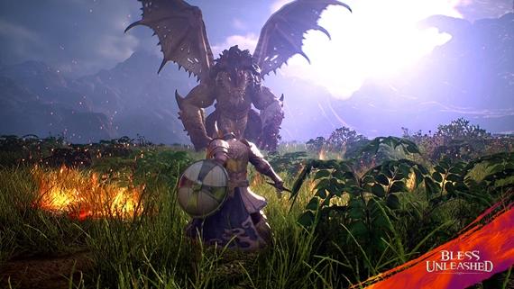 Bandai Namco predstavilo svoju prvú konzolovú MMORPG - Bless Unleashed