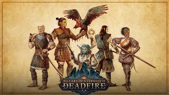 Pillars of Eternity II dostane tento mesiac DLC Seeker, Slayer, Survivor