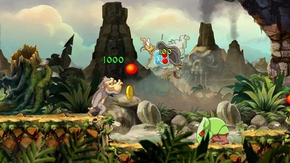 Gamescom 2018: Starý opičiak Toki sa naučil nové triky