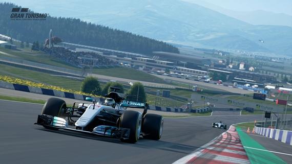 Najnovšia aktualizácia do Gran Turismo Sport prináša rakúsky Red Bull Ring a novú sériu áut
